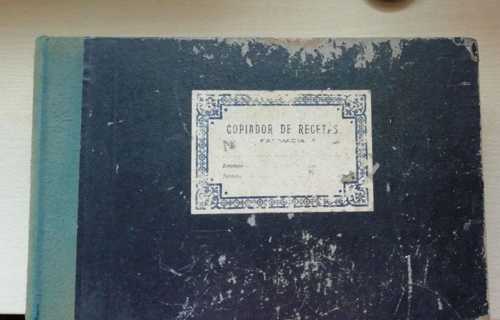 Framacia Cruz Sant Boi Libro recetas