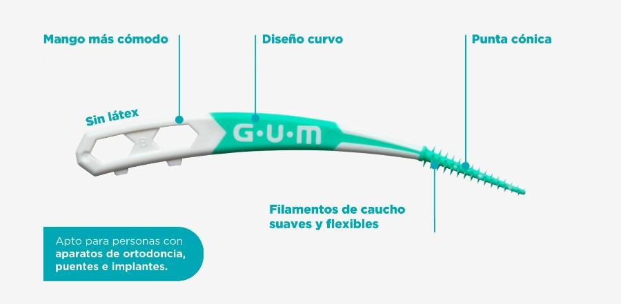 GUM SOFT-PICKS ADVANCED